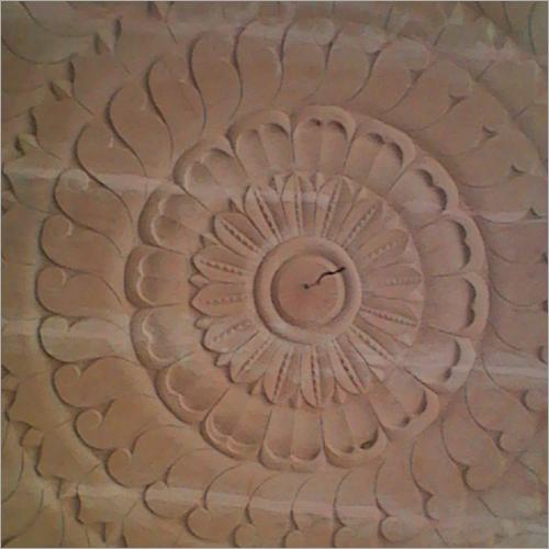 Sandstone Flower Ceiling