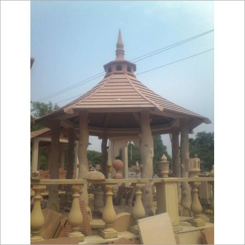 Sandstone Hut