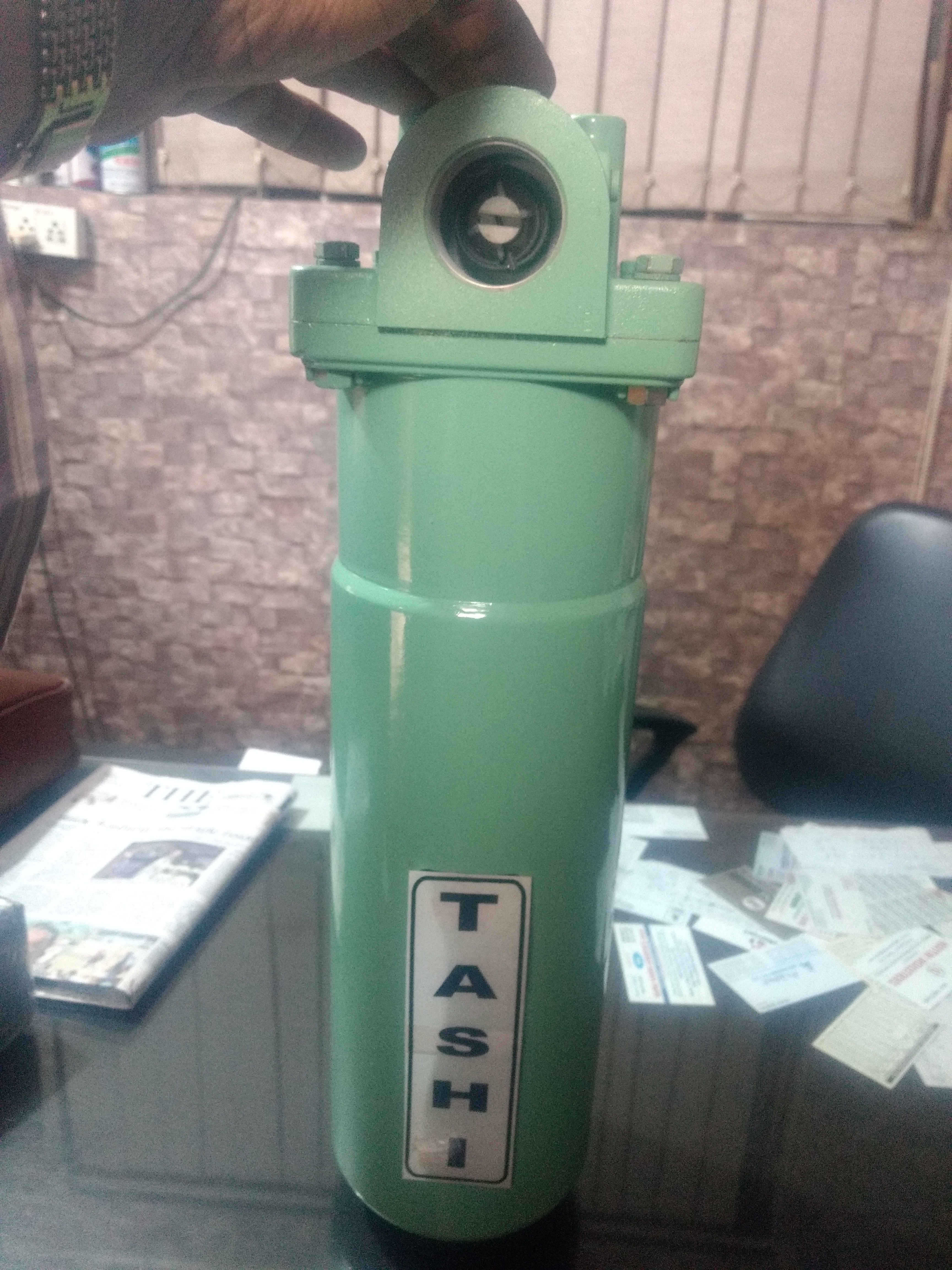Coolant Inline Oil FIlter