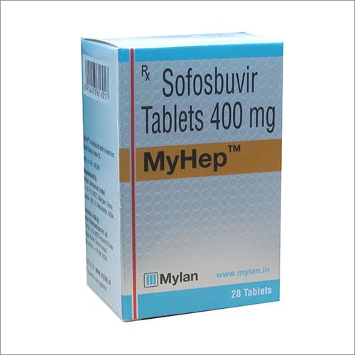 400mg Sofosbuvir Tablets