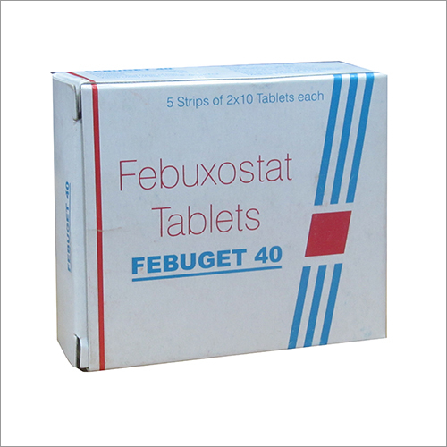 Febuxostat Pain Relief Tablets
