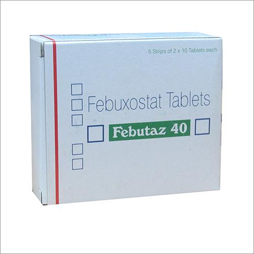 Febuxostat Tablets Febutaz