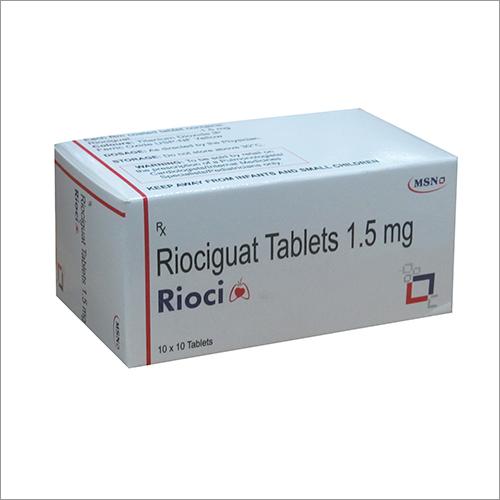 1.5mg Riociguat Tablets