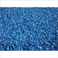 Blue LDPE Granules