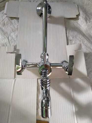 Brass Wall Mixer