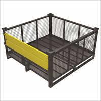 Industrial Cage Bin