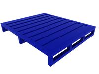 Steel Pallet - Single Deck