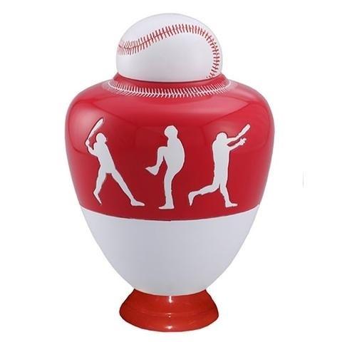 Cleveland Indians Baseball Sports Cremation Urn