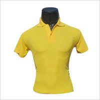 Men's Polo Neck Half Sleeves T Shirt