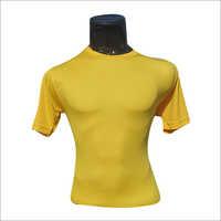 Mens Half Sleevs Round Neck T Shirt