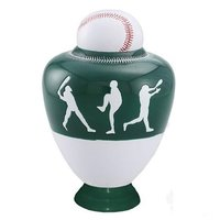 Oakland As Baseball Sports Cremation Urn