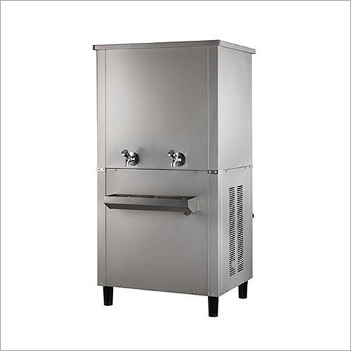 2 Tap Commercial Drinking Water Cooler