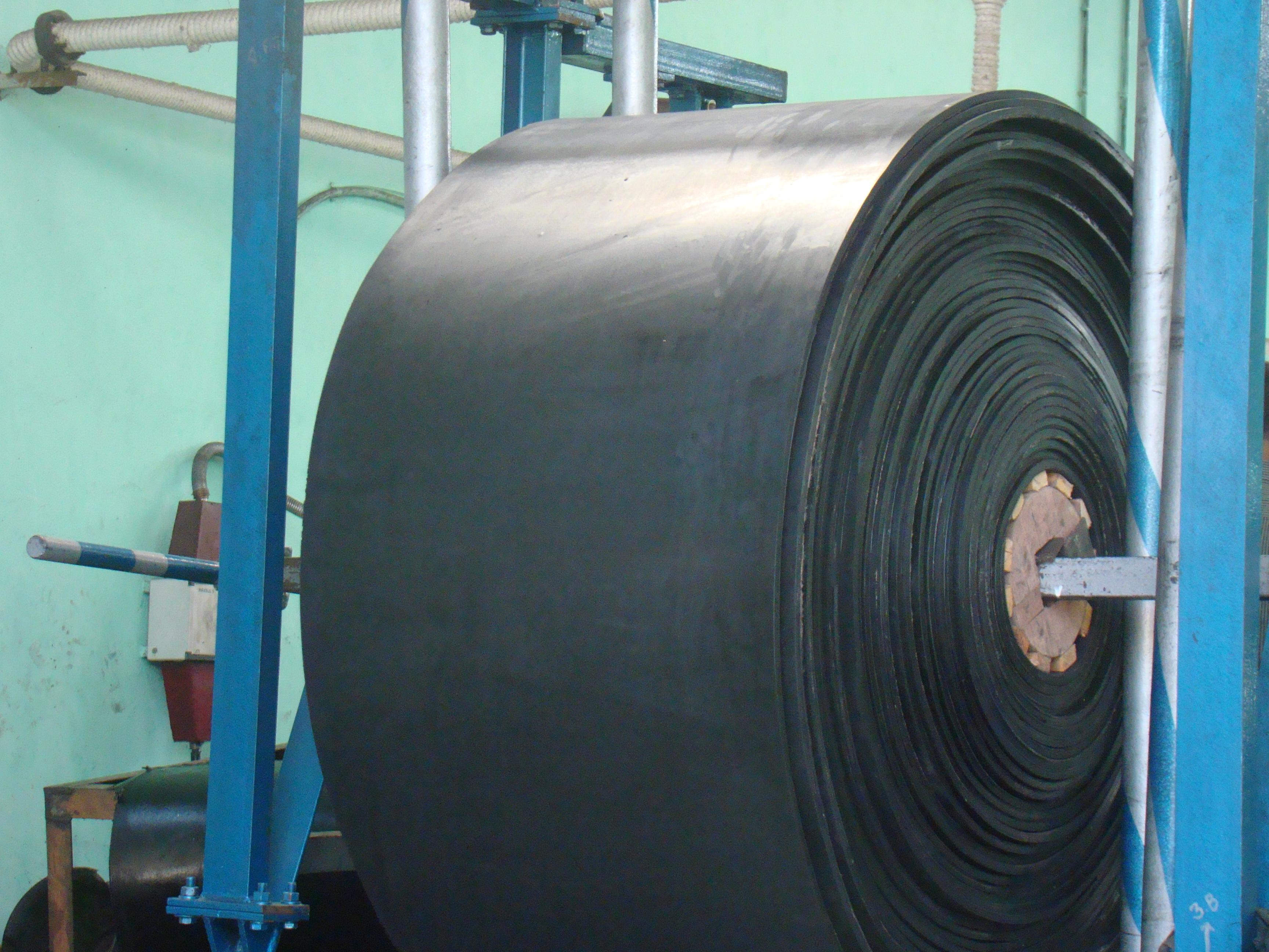 Industrial Rubber Conveyor Belts - Industrial Rubber