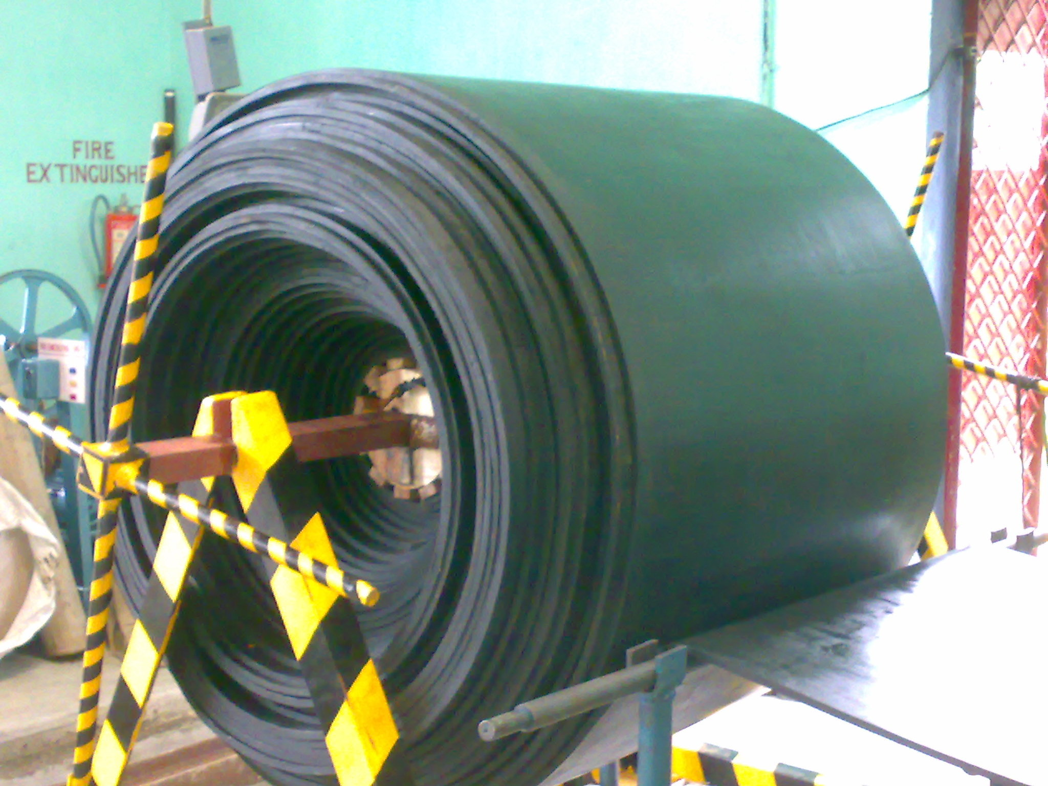 Industrial Rubber Conveyor Belts