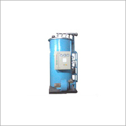 Oil Fired Vertical Thermic Fluid Heater