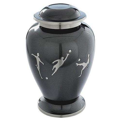 Soccer Sports Cremation Urn