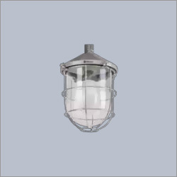 Non Integral Well Glass Luminaires