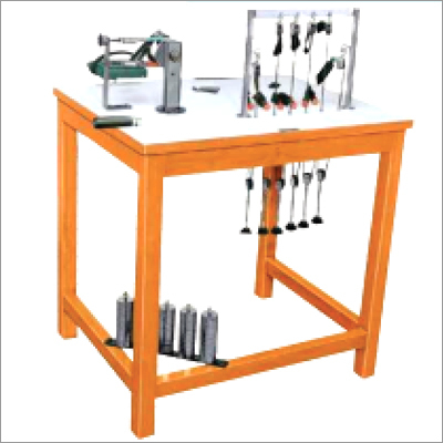 Physiotherapy Hand Exercise Table