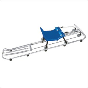 Physiotherapy Rowing Machine