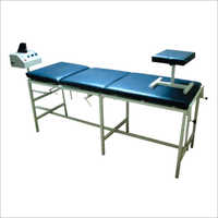 Physiotherapy Traction Bed 3 Folds