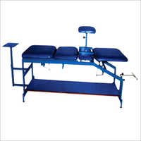 Physiotherapy Traction Bed 4 Folds
