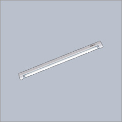 Surface Pendent Mounting T5 Lamp Luminaire PVC Body Channel