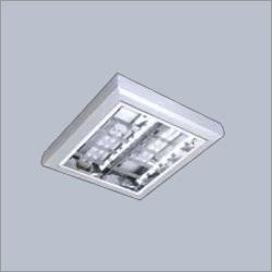 Surface Mounting Extruded Aluminium Housing CFL Mirror Optics Luminaires