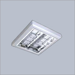 Surface Mounting Extruded Aluminium Housing CFL Mirror Optics Luminaires