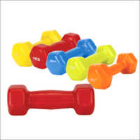 Physiotherapy PVC Dumbbells