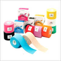 Physiotherapy Kinesiology Tape