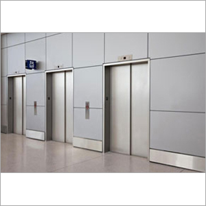 Automatic Passenger Elevator Covered Doors