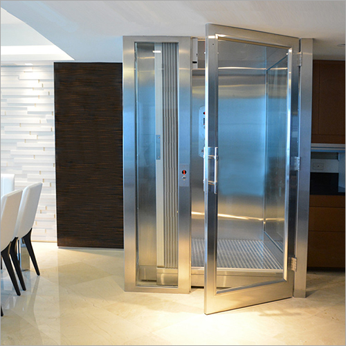 Passenger Glass Door Elevator