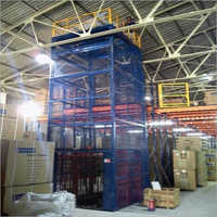 Independent Structure Type Goods Lift