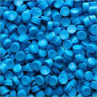 Blue PVC Granule