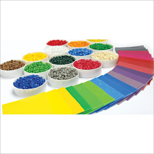 Colour PVC Compound