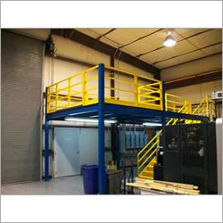 Vertical Hydraulic Cargo Platform Lift