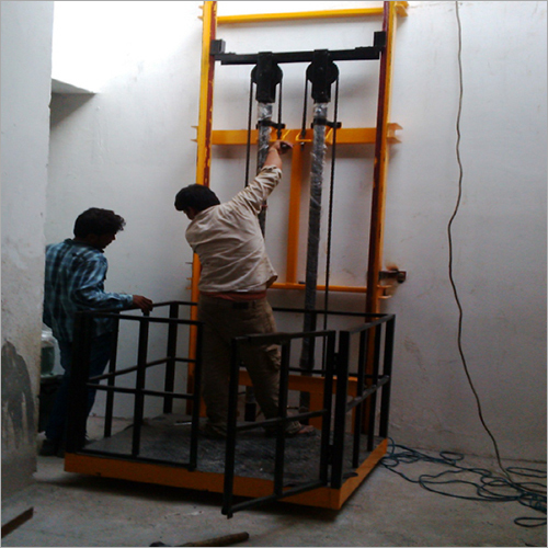 Hydraulic Lift Double Cylinder