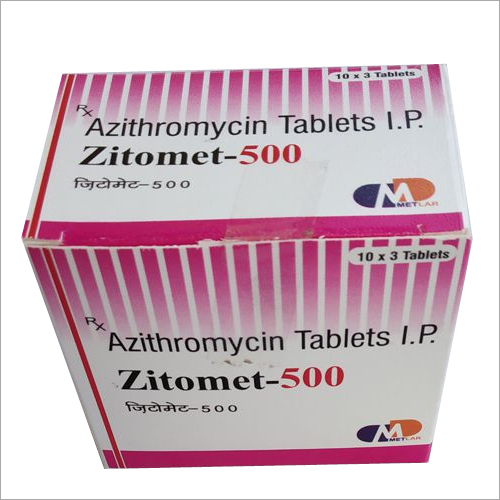 AZITHROMYCIN TAB