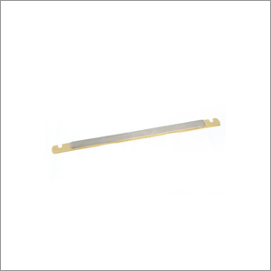 Electrical Contact Bars Made  Antimagnetic Brass