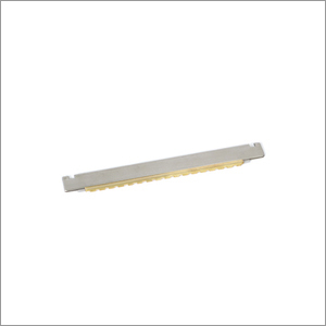 Electrical Contact Bars Antimagnetic Brass