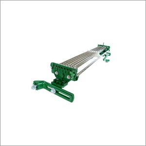 Electro Mechanical Warp Stop Motion