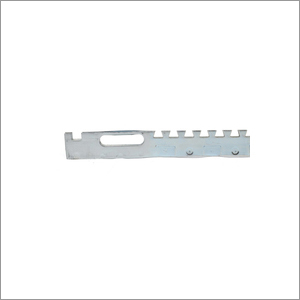 V TEETH SERRATED BAR