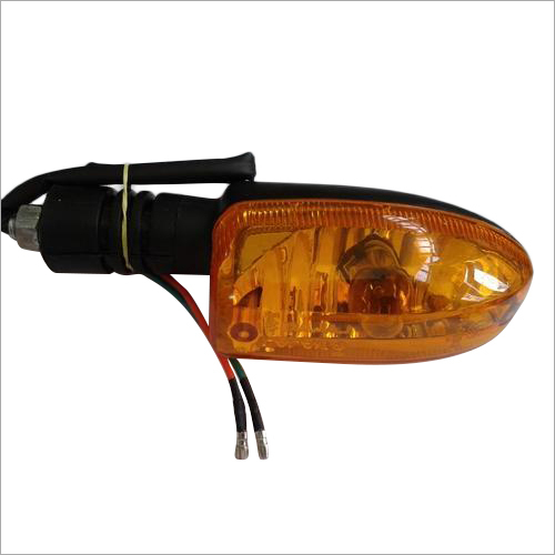 Two Wheeler Blinkers Light