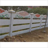 Garden Concrete Compound Walls