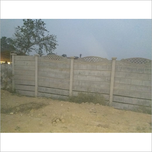 Cement Compound Wall