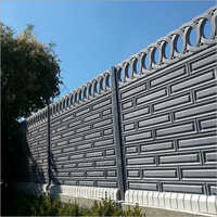 Designer Concrete Compound Walls