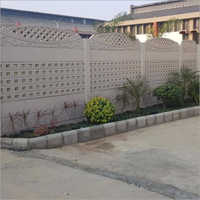 Pre-casted Concrete Compound Walls