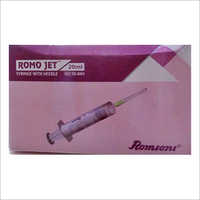 20 ml Syringe with Needle