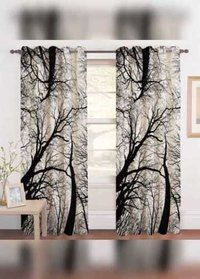Door Digital Curtains