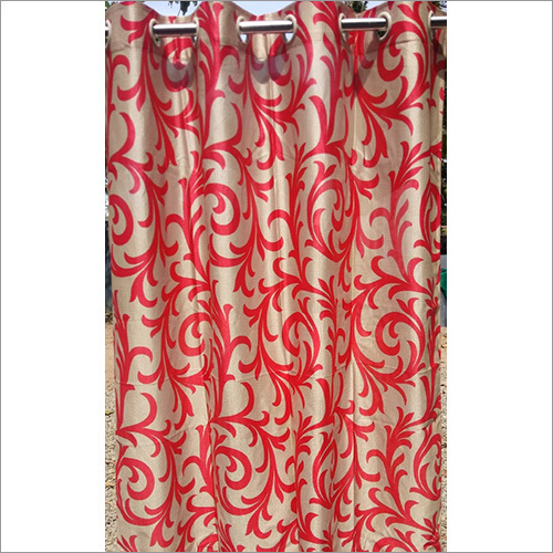 Window Printed Curtains